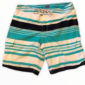 J.Crew swim trunks size 31